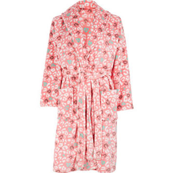 Fairy Dust Pink Dressing Gown