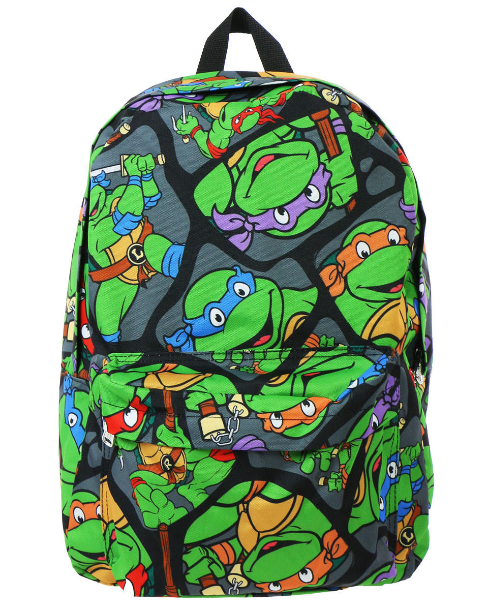 Teenage Mutant Ninja Turtles Backpack From Shop Jeen Tees