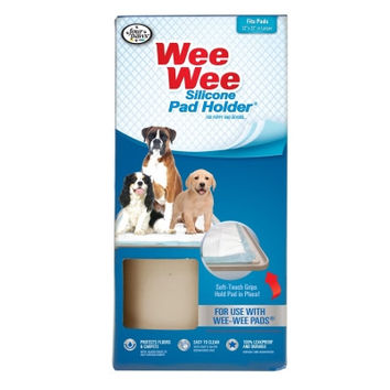 Four Paws Wee Wee Silicone Pad Holder for Dogs & Puppies 24X25