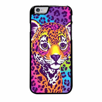 lisa frank hunter the leopard case for iphone 6 plus 6s plus