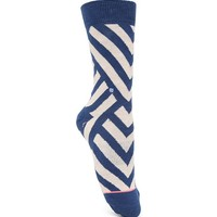 Stance Intersections Crew Socks - Womens Scarves - Blue - One