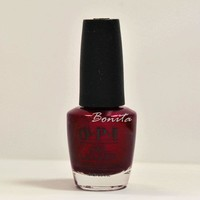 OPI Nail Polish HRJ08 sending you holiday hugs 0.5 oz