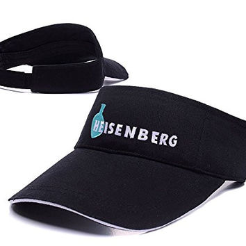 DEBANG Breaking Bad Heisenberg Laboratories Sun Cap Embroidery Golf Visor Hat