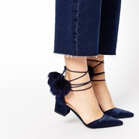 ASOS SAY YOU WILL Pointed Heels at asos.com