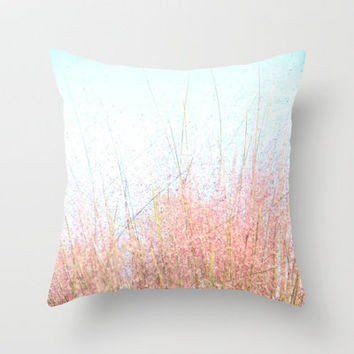 Confetti Daydream Throw Pillow by Shawn Terry King | Society6