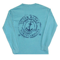Anchor Ring Long Sleeve T-shirt :: Apparel :: Gray's Family Department Store