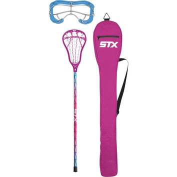 STX Girls' Nova Lacrosse Starter Kit