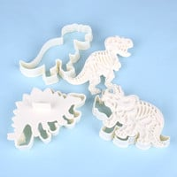 Dinosaur Shaped Cookie Biscuit Mold Kitchenware Bakeware Decorative Tools