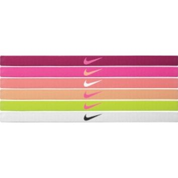 Nike Women's Swoosh Headbands - 6 Pack - Dick's Sporting Goods