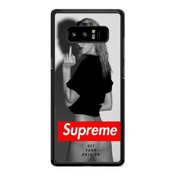 Supreme 5 Samsung Galaxy S8 Case