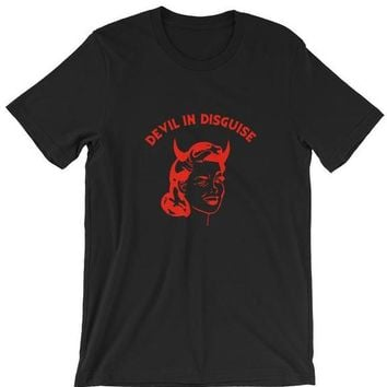 Devil in Disguise Tee