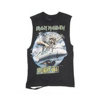 Iron Maiden Tank Top Black