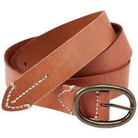 Essential Leather Belt from Hanna Andersson