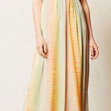 Anthropologie $198 Solen Maxi Dress - by Fleur Wood - NWT