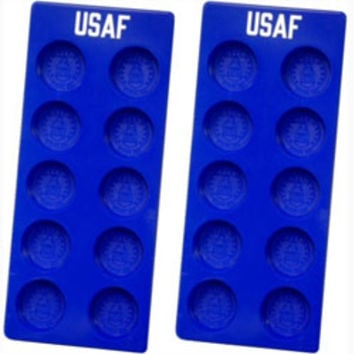 USAF AIR FORCE ICE CUBE TRAY