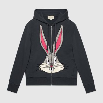 Gucci Bugs Bunny cotton sweatshirt