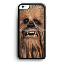 Face Chewbacca Star Wars iPhone 6S Case  | Aneend.com