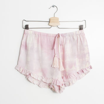 Fairy Floss Tassel Shorts