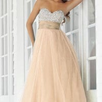 New Prom Party Bridesmaid Formal Sweetheart Evening Dress Size 6 8 10 12 14 16