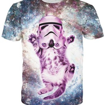 Cat Trooper T-Shirt