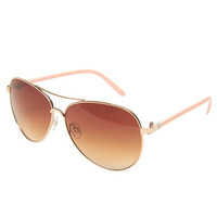Basic Aviator Sunglasses | Wet Seal