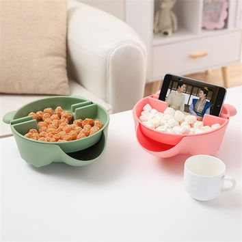 Creative Shape Bowl Perfect For Seeds Nuts And Dry Fruits Storage Box
