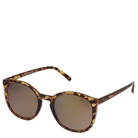 Preppy Round Sunglasses - New In This Week - New In - Topshop