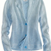 AEO Women's Shawl Collar Cardigan