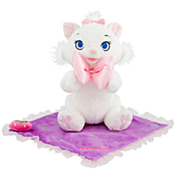 Disney's Babies Marie Plush Doll and Personalized Blanket | Disney Store