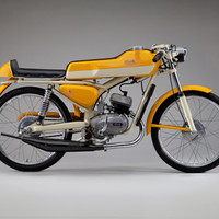 grain edit · Italian Motorcycles from the 1950s and 1960s