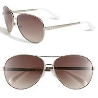 Women's MARC BY MARC JACOBS 60mm Aviator Sunglasses