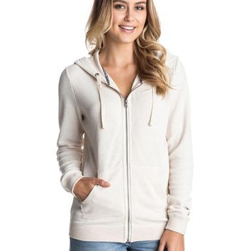 Day By Day Zip Hoodie 888701197003 | Roxy