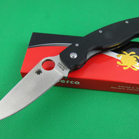 Special offers Spyderco C36 GPE tactical knife CPM-S30V outdoor survival knife camping hunting pocket folding knife knives