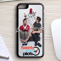 Twenty One Pilots Tyler Joseph Josh Dun iPhone 7 Plus Case | armeyla.com