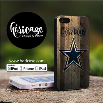 Cowboys iPhone 5 | 5S | SE Cases haricase.com