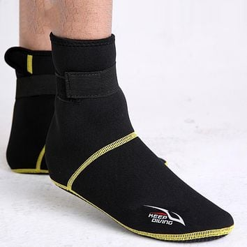 3mm Neoprene Snorkeling Scuba Diving Shoes Socks Beach Boots
