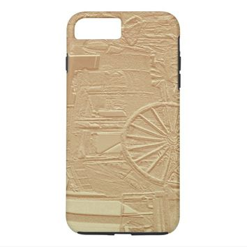 Stagecoach Sandstone Bas Relief Case-Mate Case
