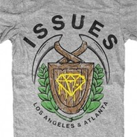 Sythe Crest from Issues
