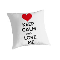Keep calm and love me by JJFarquitectos