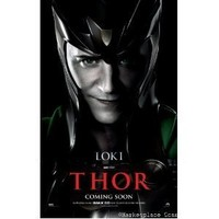 Thor Movie Poster 24x36in LOKI