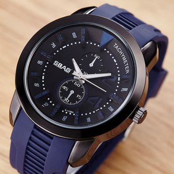 Designer's Gift Great Deal Good Price Awesome New Arrival Trendy Men Watch Quartz Stylish Innovative Couple Watch [10816521155]