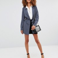 Vero Moda Short Trenchcoat at asos.com