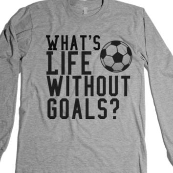 Heather Grey T-Shirt | Soccer Shirts