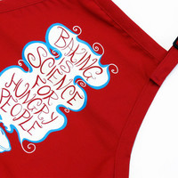 TopatoCo: Baking is Science for Hungry People APRON