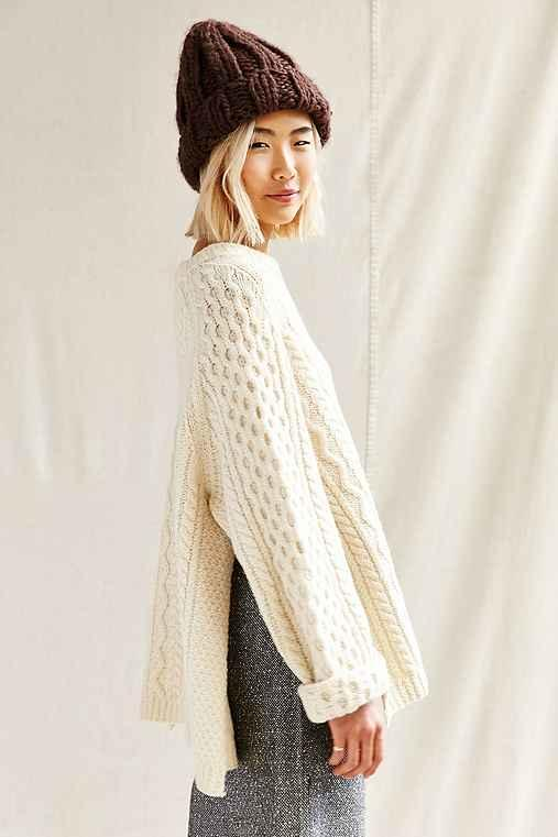 20eca5fae Urban Renewal Remade Side Slit Fisherman from Urban Outfitters
