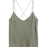 H&M Jersey Camisole Top $12.99