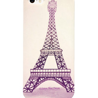 Efiel tower phone case