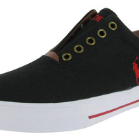 Polo Ralph Lauren Vito Men's Canvas Sneakers Casual Shoes