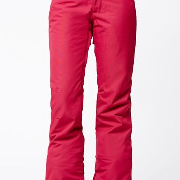 Billabong Iris Pants - Womens Sweaters - Red - Medium