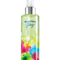 Beautiful Day Shimmer Mist   - Signature Collection - Bath & Body Works